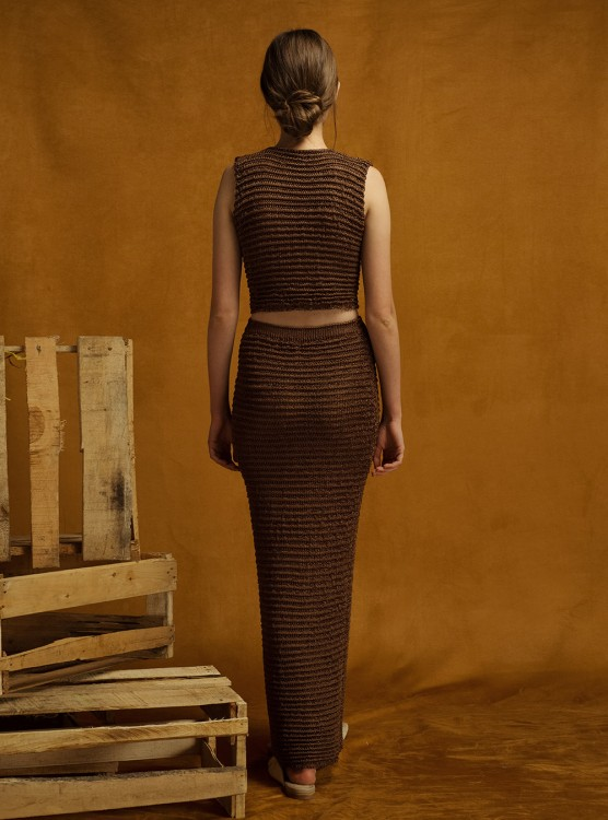 Alcatraz Knit Dress